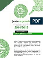 Junioremprende-2014-2015