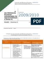Parte II Sessão 5 Modelo de AABE metodologias...