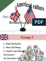 Văn hóa Anh Mỹ (2)
