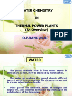 1basic Water Chemistry in Power Plants Opr - Copy - Copy