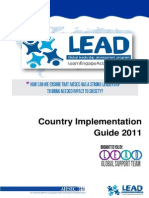 LEAD 2.0 Country Implementation Guide