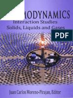 Thermodynamics Interaction Studies i to 11
