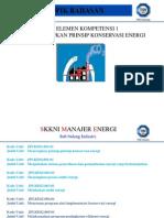 Prinsip Konservasi Energi