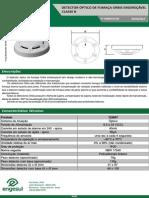 Manual Detector Fumaça