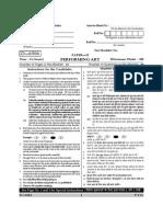 D 6506 PAPER II