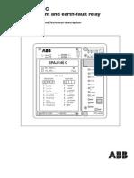SPAJ140C 1 Manual