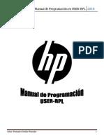 Pequeño Manual de Programacion HP