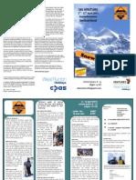 Ski Venture Brochure 2015