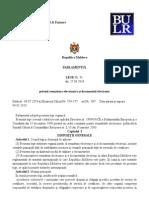 Legea Privind Semnatura Electronica si Documentul Electronic