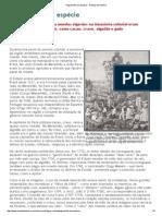 Pagamento Em Espécie - Revista de História