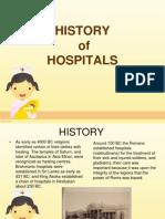 Hospital History