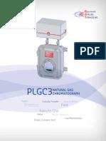Plg c 3 Natural Gas Chromatograph