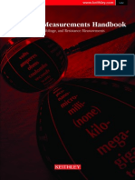 Low Level Measurement Handbook