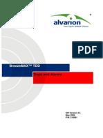 BreezeMAX TDD Ver.4.5 Traps & Alarms_080513