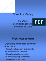 Chem Safety