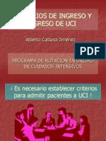 criterios de ingreso y egreso de uci.ppt