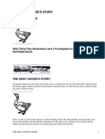 The Gray Goose's Story by Prentice, Amy