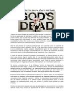 Crítica de Dios No Está Muerto