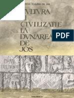 05 Cultura Si Civilizatie La Dunarea de Jos v VI VII 1988 1989