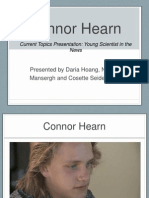 connor hearn