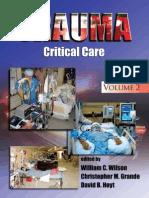 (2007) Trauma - Critical Care, Volume 2