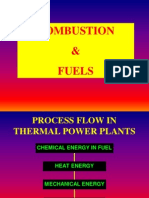 Combustion & Fuels