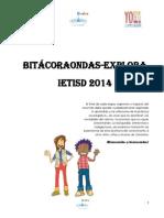 Bitacora Ondas-explora 2014 Estefania