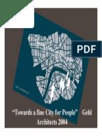 Prof. Jan Gehl Žmogiškasis Aspektas Miestų Planavime 2