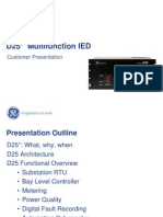 D25 Customer Presentation Updated