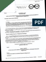 Hot.csm Nr.439 Din 2006 Pt Aprob.regulament Concurs Admitere Si Examen Abs.inm, Modif.si Completata