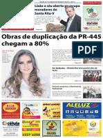 Jornal União - Edição da 1ª Quinzena de Setembro de 2014