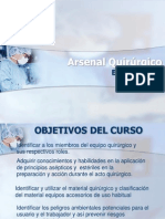 Arsenal Quirúrgico ELOISA