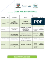 Calendário 2014 ifsopha