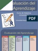 Evaluacion Del Aprendizaje 2