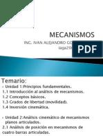 Mecanismos Verano 1