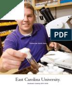 ECU Graduate Catalogue