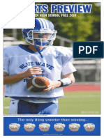 Darien High School Fall 2014 Sports Preview