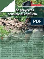 Informe Especial Nº 2 Gestión de proyectos sensible al conflicto
