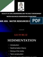 WR230 L12 Sedimentation.ppt