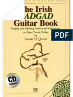 Sarah McQuaid - The Irish DADGAD Guitar Book