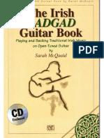 Sarah McQuaid - The Irish DADGAD Guitar Book