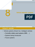 8 Vehicle Systems