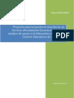 Proyecto de Laescuela de Padres y Madres de Errenteria (II) ( 2014-2016)[1]