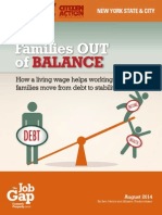 Families out of Balance