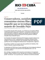 Boletín DDC | 30 de mayo de 2014