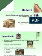 Aula de Madeira