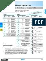 Docum Choix Indices de Protection IP IK Leroy Somer.i4282.v100