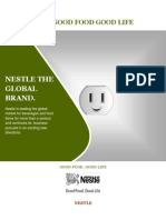 Nestle Strategic Analysis