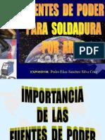 Fuentes De Poder para soldadura por arco.pdf
