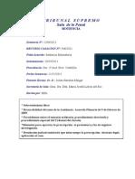 STS_2011!11!21_Fabra_revocación Archivo Delitos Fiscales_casación Contra Autos_prescripción Interrupción Jududicial_prematura